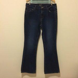 U.S. POLO ASSN. Hi-Rise Flare Jeans 14